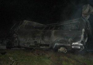 В ДТП под Самарой погибли 13 человек
