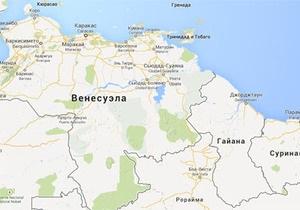 Власти Венесуэлы арестовали судно с американскими нефтяниками