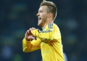 Ярмоленко: Радоваться пока нечему, мы еще не на чемпионате мира