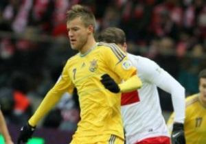 Важная победа. Украина переиграла Польшу в решающем матче отбора ЧМ-2014