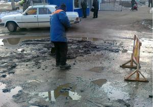Кабмин снял с Укравтодора ответственность за автодороги местного значения