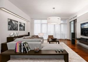 Интерьер квартиры - Париж - минимализм в интерьере -  Французский флер минималистского интерьера киевской квартиры