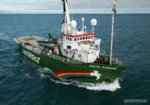В Мурманском суде начались слушания по апелляционным жалобам активистов Greenpeace