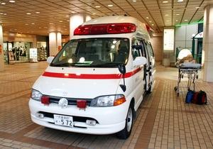 Япония - Пожар в японской больнице унес жизни десятерых человек