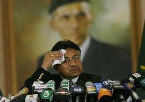 После освобождения Мушарраф арестован по новому делу
