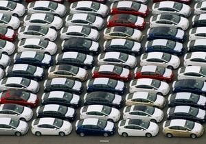 Производство авто в Украине за девять месяцев упало почти в два раза