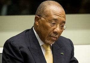 Бывший президент Либерии будет отбывать 50-летний тюремный срок в Великобритании