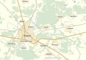 В Волынской области упал самолет, погибли два человека