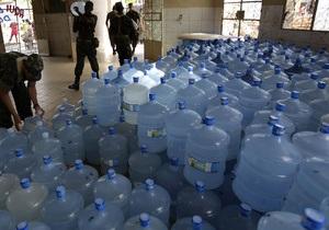 Новости науки - глобальное потепление - природные ресурсы: к 2030 году половина населения земли может столкнуться с нехваткой питьевой воды