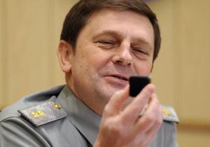 Путин уволил замминистра обороны РФ