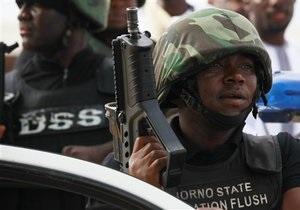 Армия Нигерии обнаружила на севере страны завод по производству наборов для пояса смертника