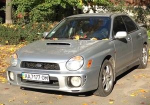 Киевводоканал ищет владельца авто, которое мешает ликвидировать аварию на Печерске