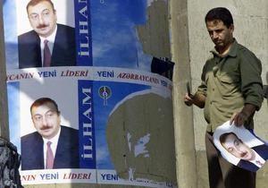 Reuters: Азербайджанская оппозиция обвиняет Запад в потакании Алиеву