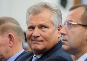 Квасьневский: дело Тимошенко является  принципиальным для компромисса