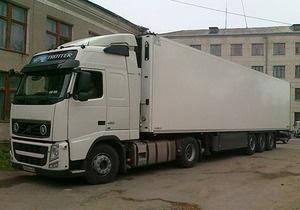 новости Винницкой области - ДТП - Скрыться не удалось. Пограничники задержали водителя грузовика, сбившего двух человек на мопеде