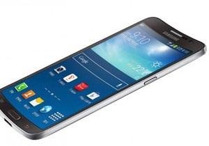 Samsung - гибкий дисплей - смартфон - Samsung представила смартфон с изогнутым дисплеем