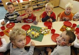 Детские сады Германии ищут воспитателей-мужчин