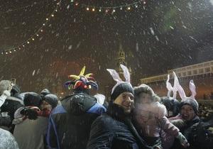 Большинство россиян уже решили, как проведут Новый год