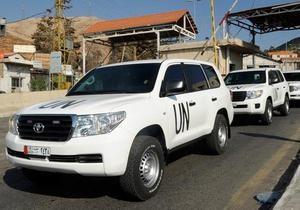 В Сирию направится дополнительная группа экспертов ОЗХО и ООН. Миссия продлится до июня 2014 года