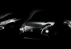Новинки Mitsubishi - Mitsubishi готовит к выходу сразу три новинки