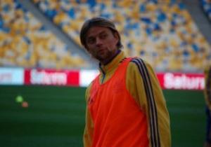 Тимощук: У меня есть мечта, связанная со сборной Украины