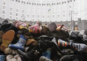 Новости медицины: У стен Кабмина прошла акция в поддержку ВИЧ-позитивных украинцев