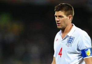 Джеррард назвал катастрофой возможный невыход сборной Англии на ЧМ