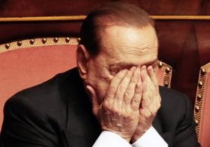 Наказание для Берлускони. Итальянский экс-премьер выбирает место, где будет заниматься общественными работами
