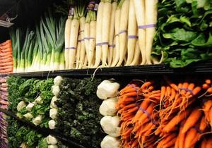 Украина значительно опередила Россию по доступности некоторых овощей - Минэкономразвития