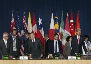 АТЭС - Отсутствие Обамы сделало Китай доминирующей силой на саммите по экономической интеграции