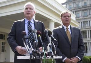 Американские сенаторы подозревают Сирию в скрытном перемещении химоружия