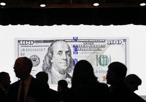 Сегодня в США поступает в обращение новая стодолларовая купюра