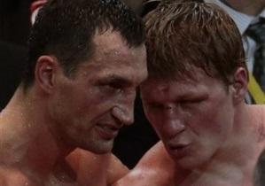 Бой Кличко и Поветкина побил рекорды украинского ТВ, взбудоражив интернет - кличко поветкин - владимир кличко - александр поветкин
