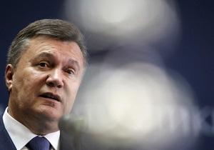 За месяц до саммита с ЕС Янукович проводит встречи с тремя европейскими президентами