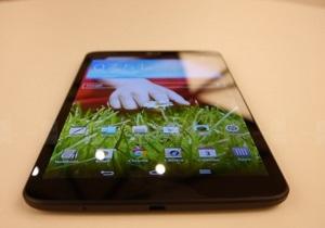 Пока Apple медлит. LG презентовала планшет- убийцу  iPad-mini - lg - g pad 8.3