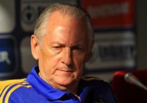 Тренер сборной Украины: Поляки очень на нас обиделись