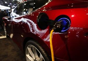 Электромобили - Tesla Model S - Пять лучших электромобилей мира - экологический транспорт
