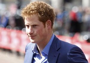 Принц Гарри собрался жениться - СМИ