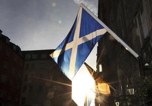 Идея о независимости Шотландии немыслима - глава ОПЕК