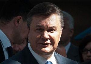 Янукович поручил Пшонке дать оценку действиям болельщиков во Львове 6 сентября