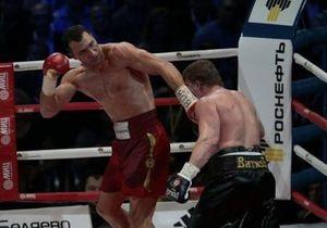 Кличко - Поветкин - МН:  Не слушай судью! Бей его!