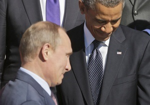 Путин о решении Обамы не ехать на Бали: Ситуация в США сейчас непростая
