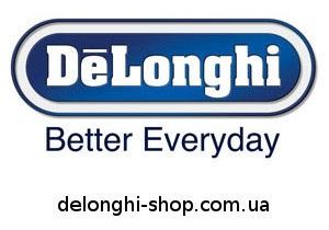 Официальный интернет-магазин DeLonghi в Украине