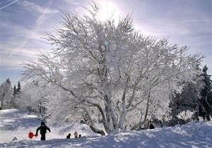 Синоптики - зима - погода - прогноз погоды - Синоптики обещают украинцам теплую зиму