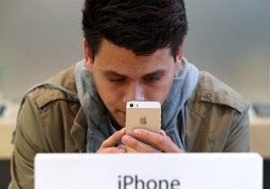 Яблочные помехи. Множество пользователей возмутилось датчиками свежего iPhone - iphone 5c - iphone 5s - новый айфон