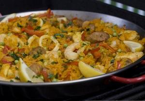 Испанцы выбрали места, где лучше всего готовят паэлью