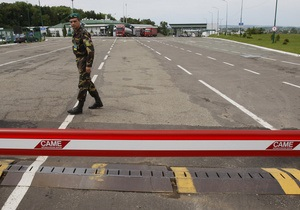новости Сумской области - взрыв - пограничники - Источник: Неизвестный, взорвавший себя на границе в Сумской области, был боевиком