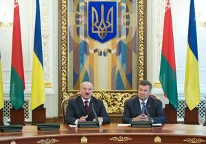 НГ: Минск, поддержав Киев, может получить проблемы с Москвой