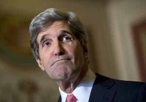 Керри призывал Иран выступить с новыми предложениями по ядерному вопросу