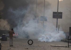 Число жертв столкновений протестующих с силовиками в Египте выросло до 44 человек